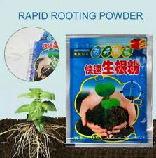 10Pc Fast Rooting Powder Root Seedling Hormone Growing Germination Cutting Plant