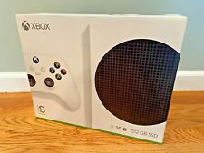 New Microsoft Xbox Series S 512GB 2020 SSD White Console - In Hand! Ships Now!