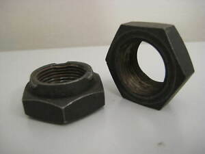 LOT of 2 - Audi CV Joint CV Axle Spindle Nut M22x1.5 Self Lock