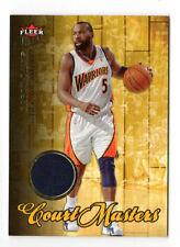 BARON DAVIS NBA 2007-08 ULTRA SE COURT MASTERS MEMORABILIA GOLDEN STATE WARRIORS
