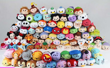 "200 Styles Disney TSUM TSUM Cartoon Mini Plush Toys Doll Screen Cleaner 3.5""/9cm"