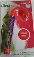 Dr Suess, The Grinch, Candy cane shaped lip gloss~Bubble Gum flavor