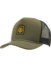 Element Wolfeboro Trucker Cap in Army