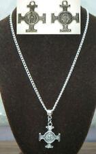 Religiöse Modeschmuck-Halsketten Kreuz