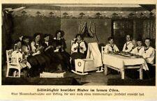 Kriegs-Hilfstätigkeit der Kinder der deutschen Kolonie in Peking China von 1916