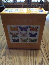 GUC Ceaco Anne Geddes 550 Piece Jigsaw Puzzle Butterfly Babies 2003 Interlocking