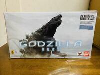 S.H.Monster Arts GODZILLA Monster Planet Godzilla 2017 BANDAI  Initial limited