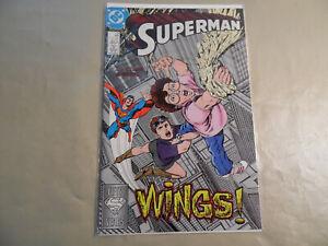 Superman #15 (DC 1988) Free Domestic Shipping