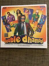 Double Dhamaal  Bollywood music Cd