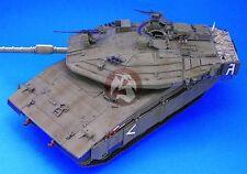 Legend 1/35 Merkava Mk.IV LIC (Low Intensity Conflict) Tank [Full Kit] LF1165