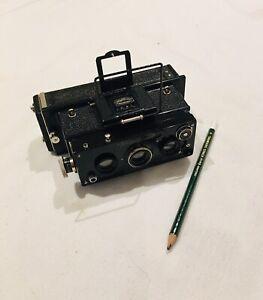 """Vintage Voigtlander Stereflektoskop """"3D"""" STEREO CAMERA ...... a Real Curiosity !"""