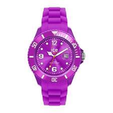 Violette Ice-Watch Armbanduhren