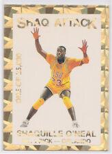 1992-1993 Promo Card - Shaq Attack - Shaquille O'Neal /25,000 RARE