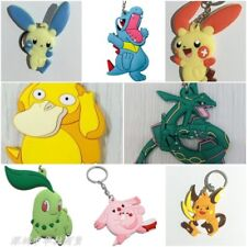Multi Style Poke Key Chain Keychains Pika Free Shipping New