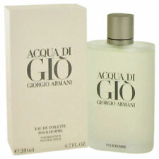 Acqua Di Gio By Giorgio Armani Men 6.7 200 ml Eau De Toilette Spray Nib Sealed