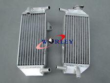 Aluminum Radiator Honda CRF250 CRF250R  2010  2011 10 11