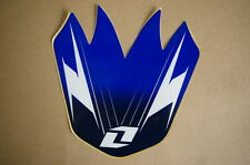 ONE N FRONT FENDER  GRAPHICS YAMAHA YZ250F YZ450F 06-09