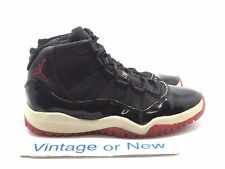 VTG OG Nike Air Jordan XI 11 Bred PS 1996 sz 3Y