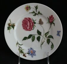 RAYNAUD Ceralene Limoges France MON JARDIN Salad plate / set 7 ava.