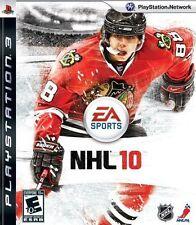 NHL 10 PLAYSTATION 3