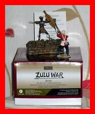 RARE 20102 ZULU WAR LIMITED EDITION THE BAYONET FIGHT FOR THE KRAAL SET NO 5 NEW