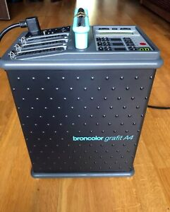 Broncolor Grafit A4 3200 RFS and Broncolor Transmitter