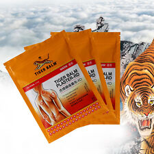 TIGER BALM 9 Warm Plaster For Stiff Shoulder Muscle Back Arthritis Pain Relief