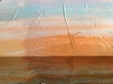 Society6 Surfer, Ocean, Orange Sky, Nature, Photo - Wall Tapestry / Throw