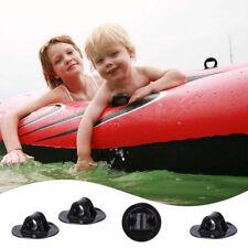 PVC Engine Mount Rubber Boat Inflatable Kayak Motor Black Buckle Part Kit