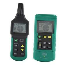 New Listing Cable Locator Ms6818 12v 400v Acdc Underground Wire Cable Locator Metal