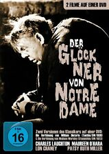 DVD * DER GLÖCKNER VON NOTRE DAME - Maureen O'Hara  Charles Laughton # NEU OVP ~