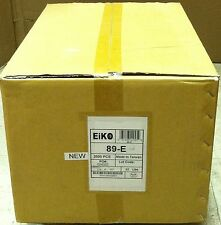 2000 #89 Pinball Machine Eiko Clear Miniature Light Bulbs Lamps Free Ship! New!