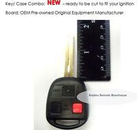 Keyless entry remote for HYQ1512V control clicker beeper transponder transmitter