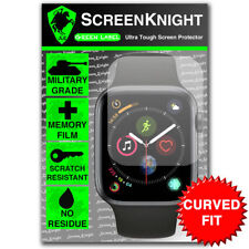 ScreenKnight Apple Watch Series 4 (44MM) SCREEN PROTECTOR - CURVED FIT