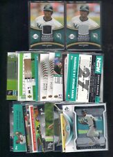55 HANLEY RAMEREZ LOT 2006-2009 UPPED DECK RC HERITAGE SWEET SPOT JERSEY   BB