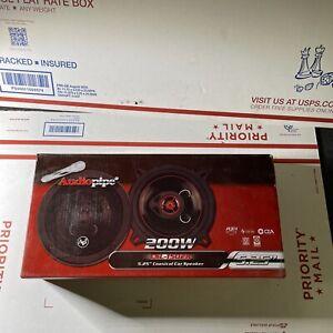 "Audiopipe 5.25"" 200w Coaxial Car Speakers CSL-1502R"
