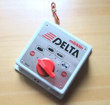 MÄRKLIN 6604 DELTA-Control Steuergerät H0 Digitale Steuerung Fahrregler Regler 3