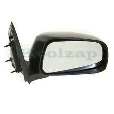 For 05-21 Frontier Truck Rear View Door Mirror Manual Textured Black Right Side