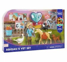 SPIRIT ABIGAIL'S VET SET 16pieces FEED Care CHECKUP