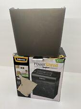 Fellowes PowerShred Shredmate Paper Shredder Trash Can Only