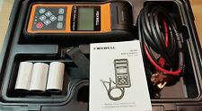 Foxwell Bt780 Battery Load Tester & Charging System Analyzer With Stop Start AGM
