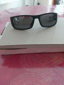 MAUI JIM Sonnenbrille matt schwarz Damen Herren Modell mit Etui u Stoffbeutel