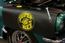 Dodge Charger Black Super Bee car mechanics fender cover paint protector vintage