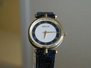 Gucci Unisex Strap Watch, Stunning & rare!