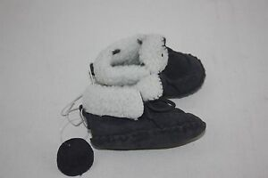 Boots Moccasin Boots The Children's Place SZ 3/6 Months NEW NWT
