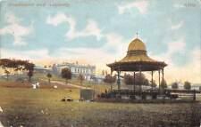 uk23608 bandstand and academy alloa scotland uk