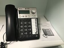 At&T Ml17929 2-Line Office & Conference Phone - Used