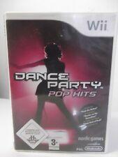 Dance Party Pop Hits - Nintendo Wii
