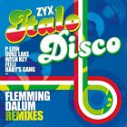 CD ZYX Italo Disco: Flemming Dalum Remixes von Various Artists