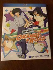 Kimagure Orange Road TV Series Blu Ray Discotek Official Release